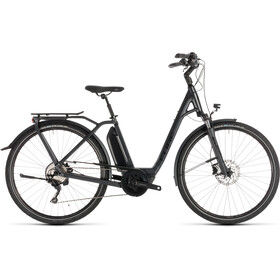 Cube Town Sport Hybrid Pro 400 Easy Entry Iridium'n'Black